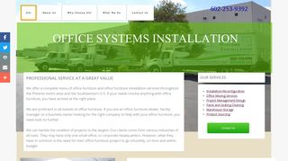 Office System Installations
