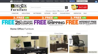 Del Sol Office Furniture