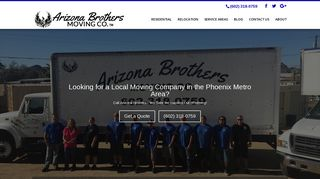 Arizona Brothers Moving