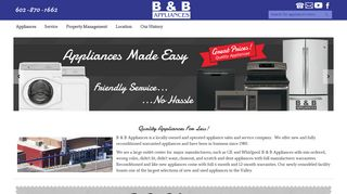 B&B Appliances