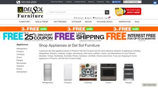 Del Sol Appliances