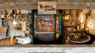 The Rustic Stuff