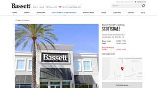 Bassett Home Furnishings