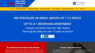 ABC Small Move Specialists