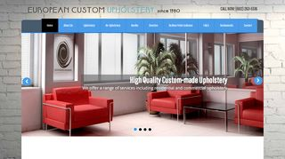 European Custom Furniture