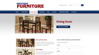Westside Dining Rooms