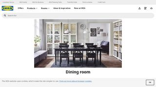 IKEA Dining Room Furniture