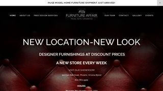 Furniture Affair