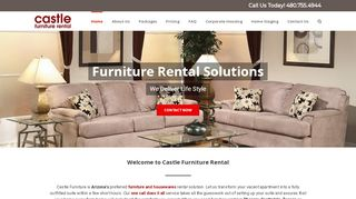 Castle Furniture Rental