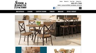 Stool & Dinette Factory
