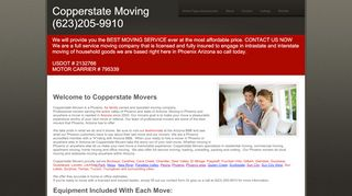 Copperstate Movers