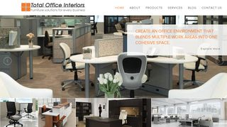 Total Office Interiors