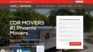 Cor Movers