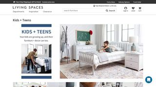Living Spaces Kids